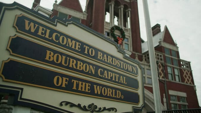 Bardstown Bourbon Capital of the World