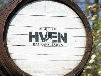 Tunna Spirit of Hven Backafallsbyn